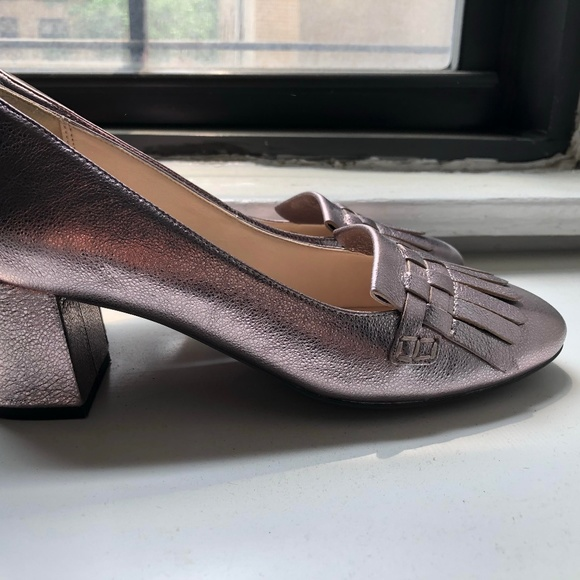 Cole Haan Mabel Grand Metallic Leather